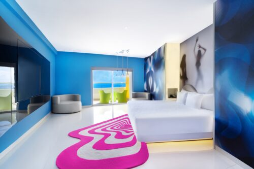 Lush Tower Oceanfront Suite