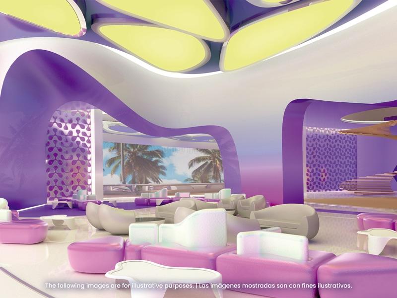 Temptation Miches Resort   Lobby