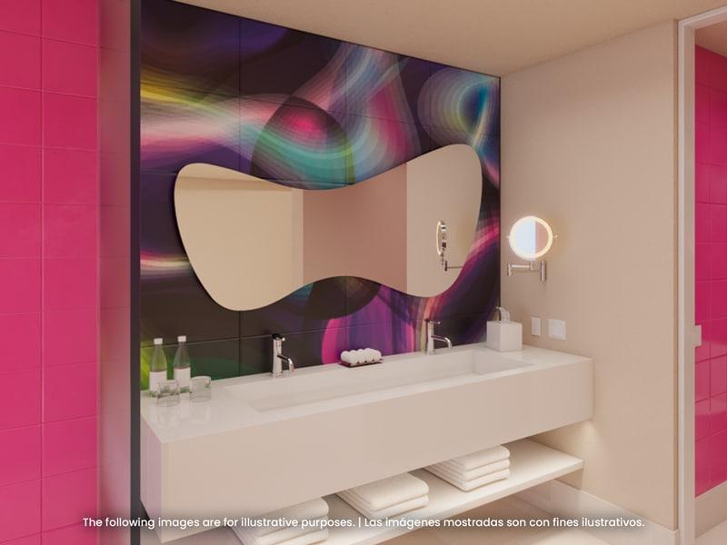 Temptation Miches Resort   Generic Bathroom