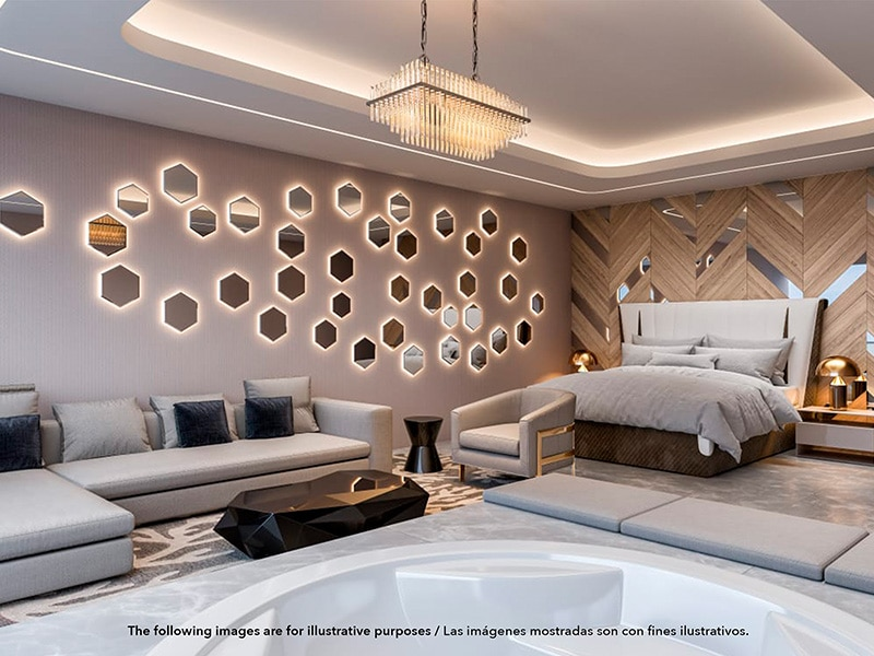 Temptation Grand Miches Resort | Tropical View Jacuzzi Suite