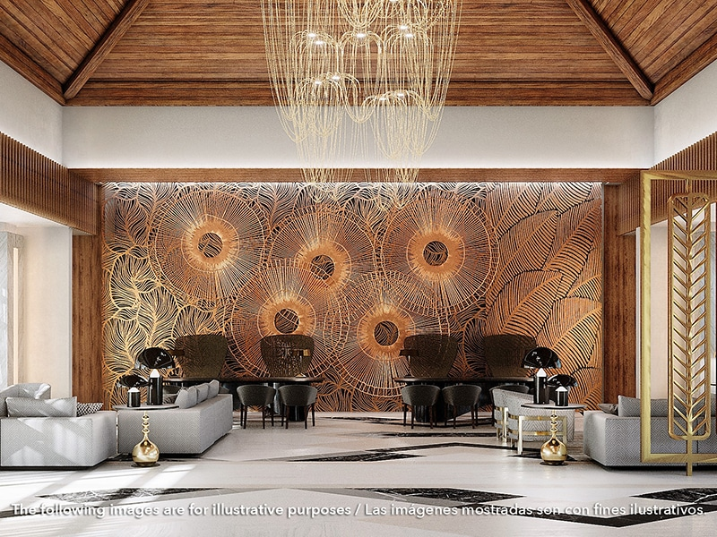 Temptation Gran Miches Resort | Lobby