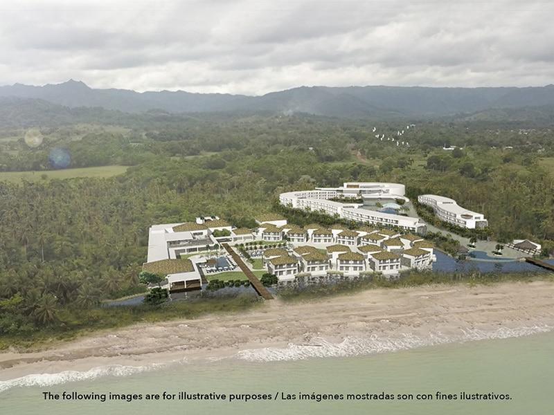Temptation Grand Miches Resort | Aerial