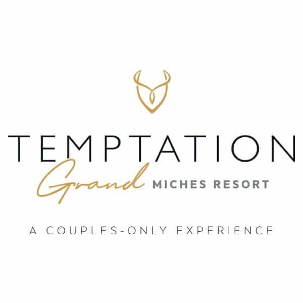 Temptation Grand Miches Resort | Logo & Slogan